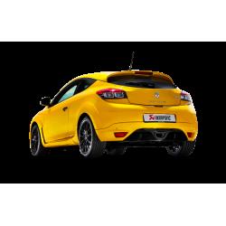 Escape Akrapovic evolution Renault megane RS