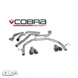 Escape completo Cobra sport Honda civic type r FK2