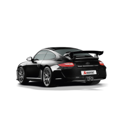 Sistema de Escape 997 GT3/RS 3.6 06-09 Akrapovic Slip-On Homologado