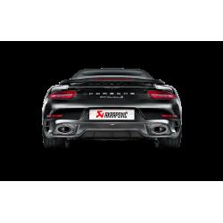 Sistema de Escape 991 Turbo/ Turbo S Akrapovic Slip-On