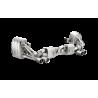 Sistema de Escape akrapovic Porsche 991 Carrera/S/4/4S/GTS/GTS4 12-15 Slip-On Titanio Homologado