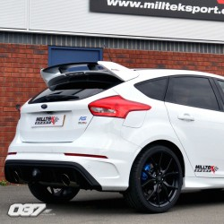 Sistema de escape Milltek Ford focus RS 3