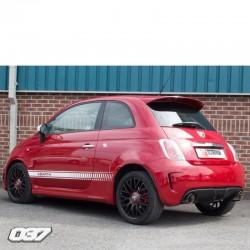 Escapa Scorpion Fiat 500 Abarth
