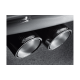 Sistema De Escape akrapovic BMW 1M 11-12 Evolution Titanio