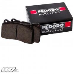 Pastilla Ferodo DS2500 DELANTERAS (ALFA ROMEO 4C, MEGANE RS 2, PUNTO ABARTH,CLIO3 RS, OPEL CORSA OPC)