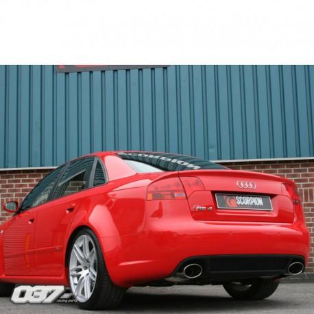 Escape Scorpion Audi RS4 B7