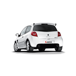 Escape Akrapovic Renault clio RS