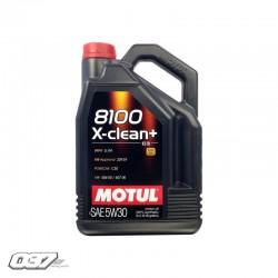 Aceite Motul 8100-Xclean