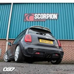 Escape Scorpion Renault megane sport 225/230