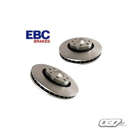 Discos de freno Ebc Peugeot 207 RC