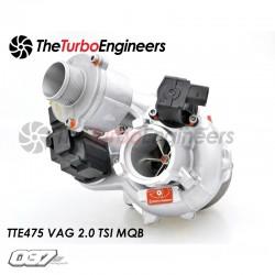 Turbo TTE 475 Audi S3 8V / Golf 7 GTI / Golf 7R / Leon cupra 3