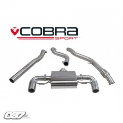 Sistema de escape Cobra Bmw 140I F20/F21