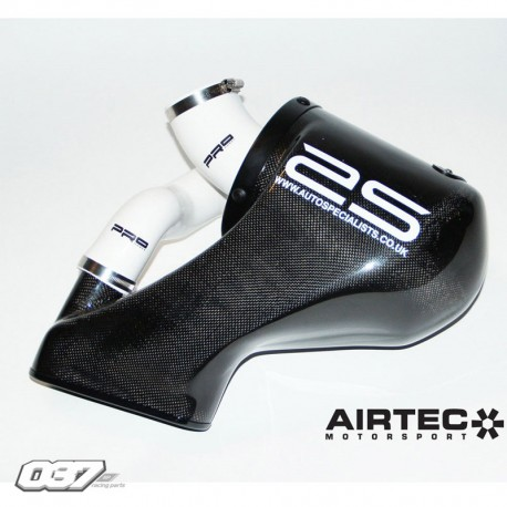Admision de carbono Ford focus RS MK2