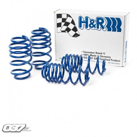 Muelles deportivos H&R Ford focus ST MK3