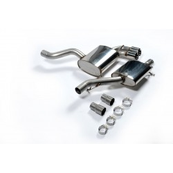 Escape Milltek Homologado Audi S3 8P