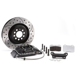 Kit delantero Tarox Abarth 500/595 305mm