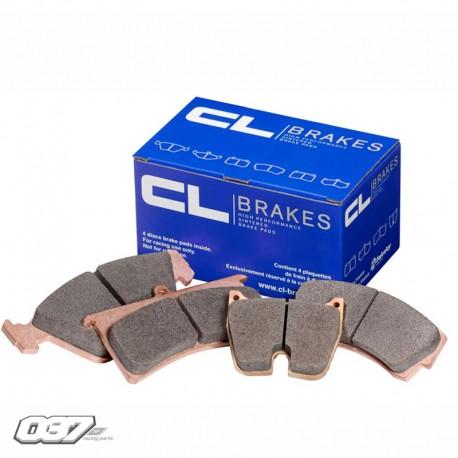 Pastillas carbone lorraine RC6 Brembo 4 pistones