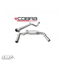 Escape Cobra Clio 3 RS 197 2006-2009
