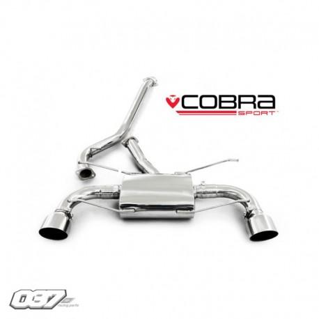 Escape cobra Seat leon Cupra 1P