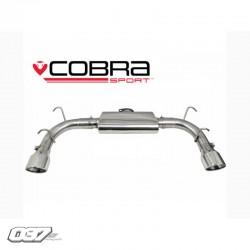 Silenciador Cobra Mazda MX5 2005-2014